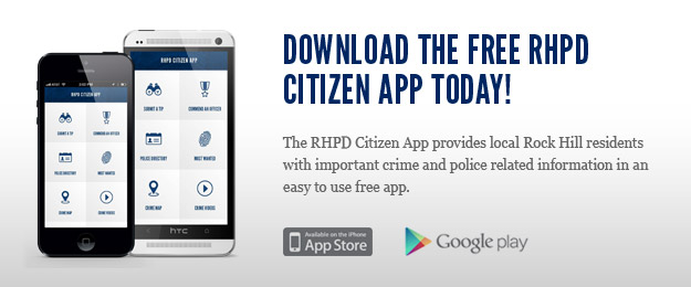 RHPD Citizen App