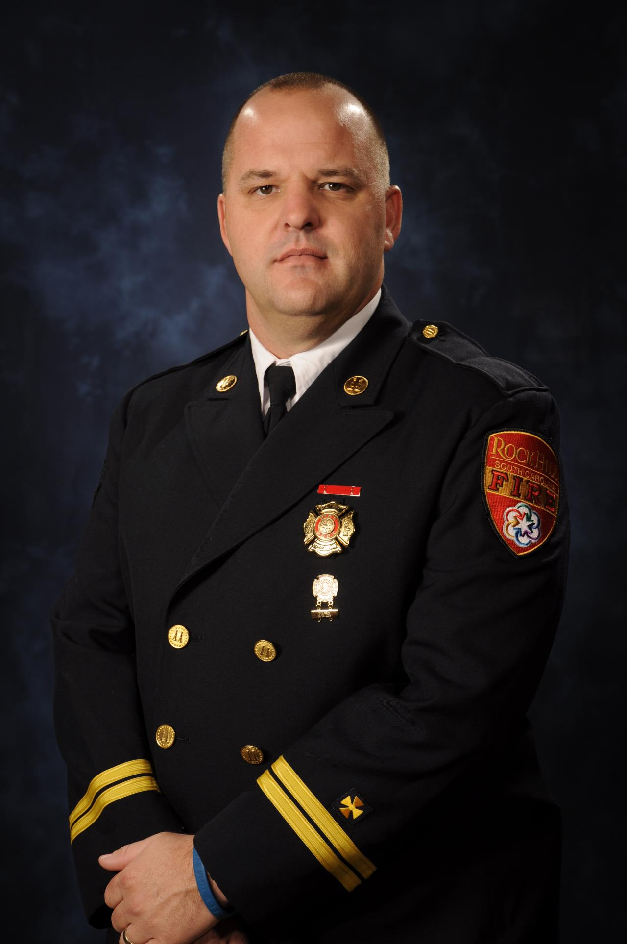 Battalion Chief                            Chris Channell