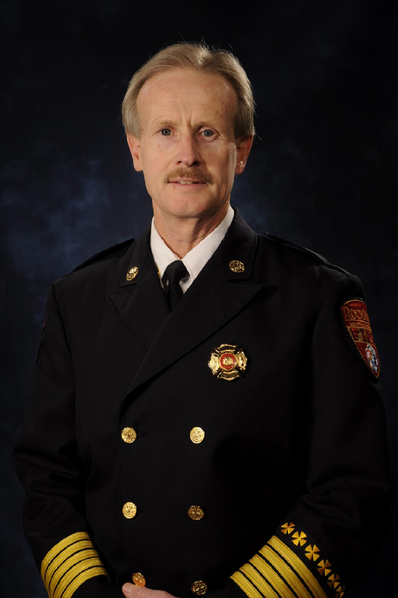 Fire Chief                                 Mike Blackmon