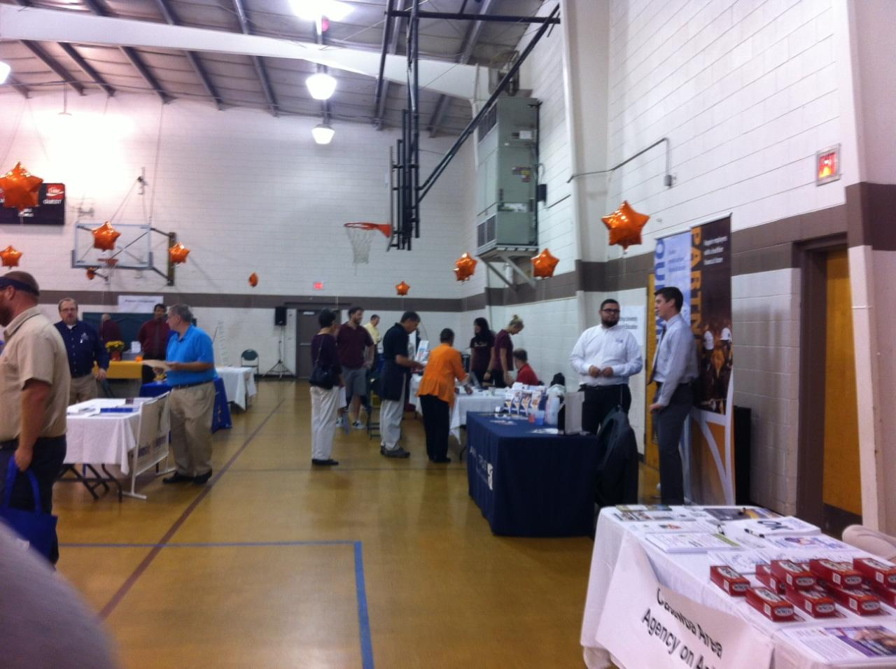 Health Fair 2014 photo 2