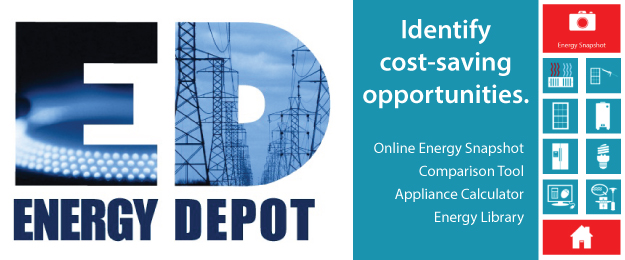 Energy Depot Comparison Tool