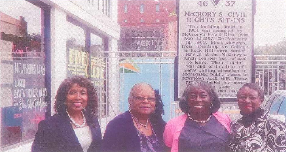 Community Relations Council Visits Historical Site