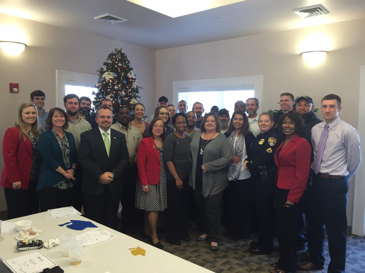 Leadership Development Class 2015
