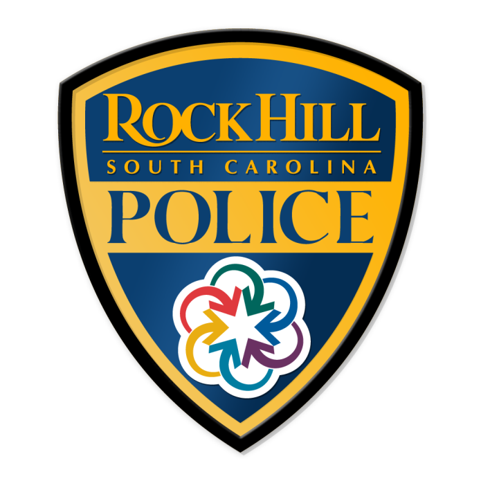 Rock Hill Police Patch