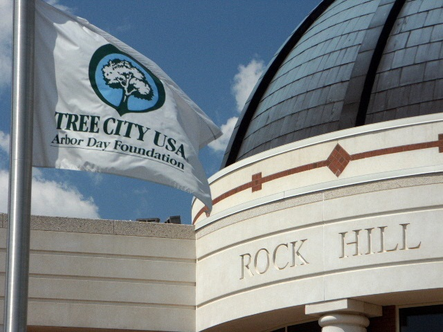 Tree City USA Rock Hill