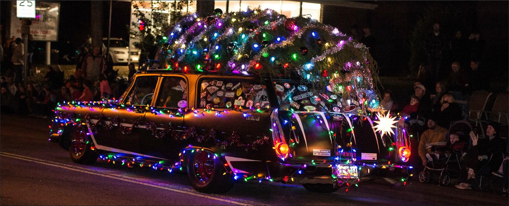 rock hill christmas parade - Christmas Car Parade Decorations