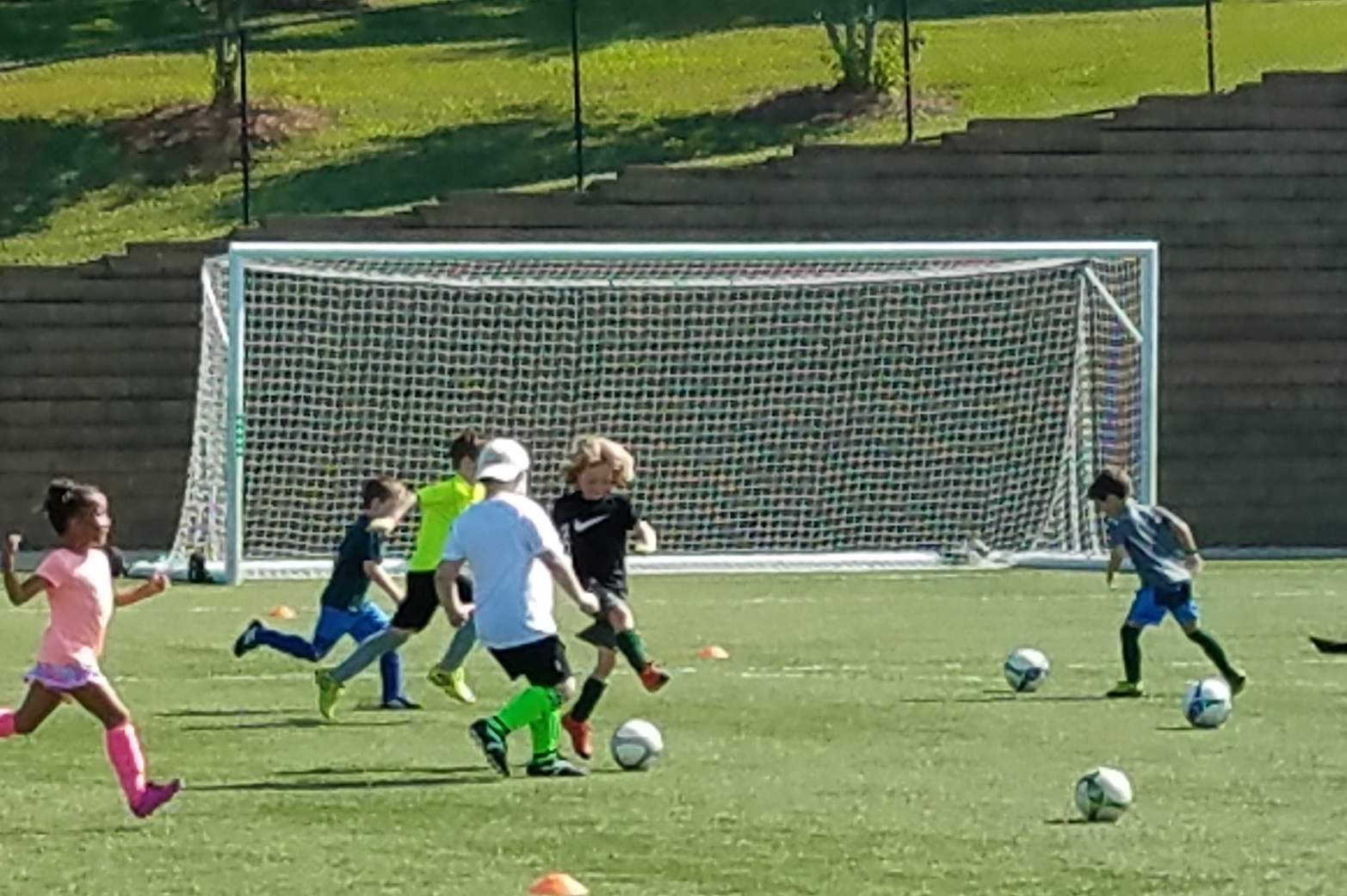 Youth Soccer Camp 2018