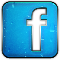 Facebook Rain Button