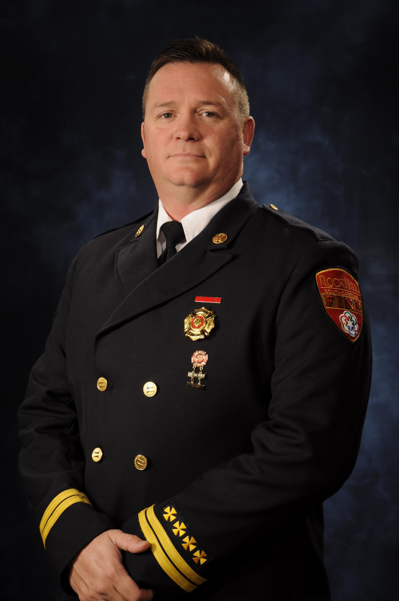 Battalion Chief                           Trey Hovis