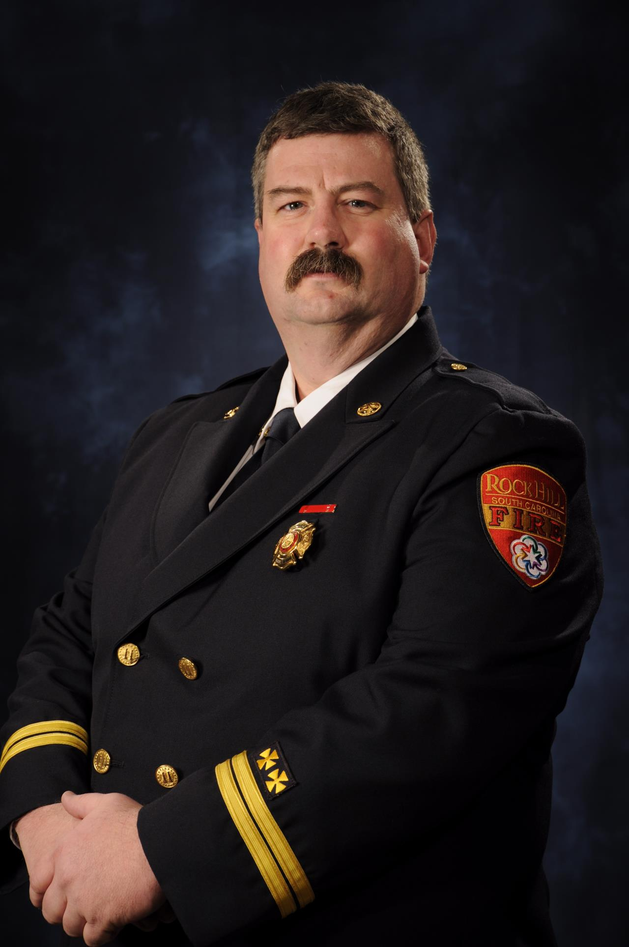 Fire Training                   Chief Joe Mitchell